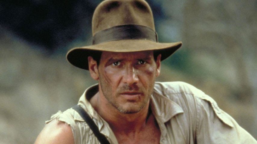 Indiana jones held